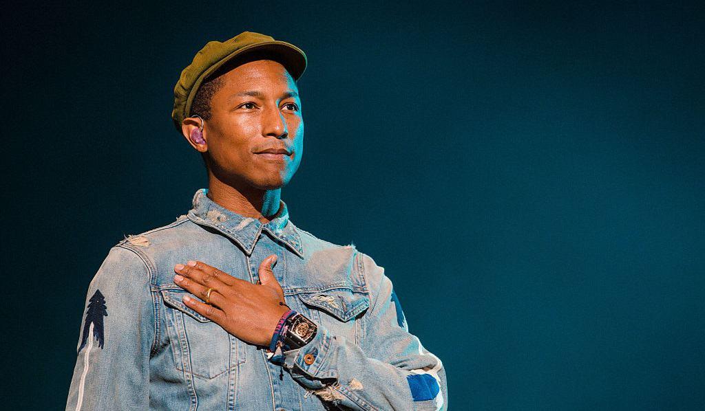 Pharrell Williams podzielił się swoim sposobem na młody wygląd i… wypuścił linię kosmetyków
