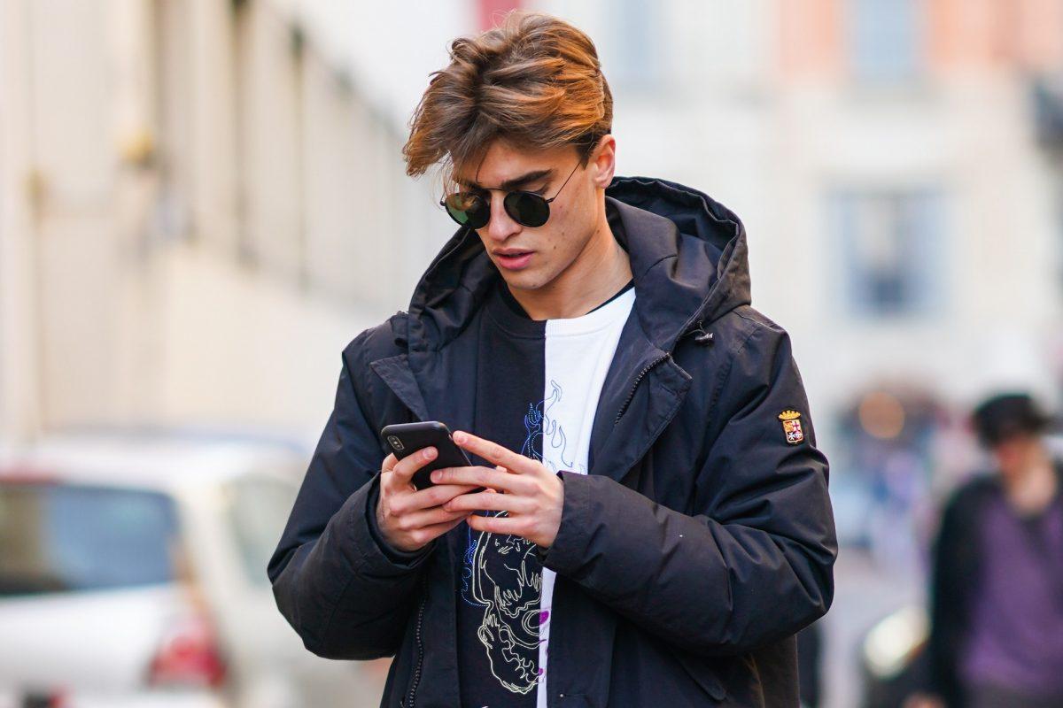 4 aplikacje modowe, które każdy stylowy facet chce mieć w swoim telefonie