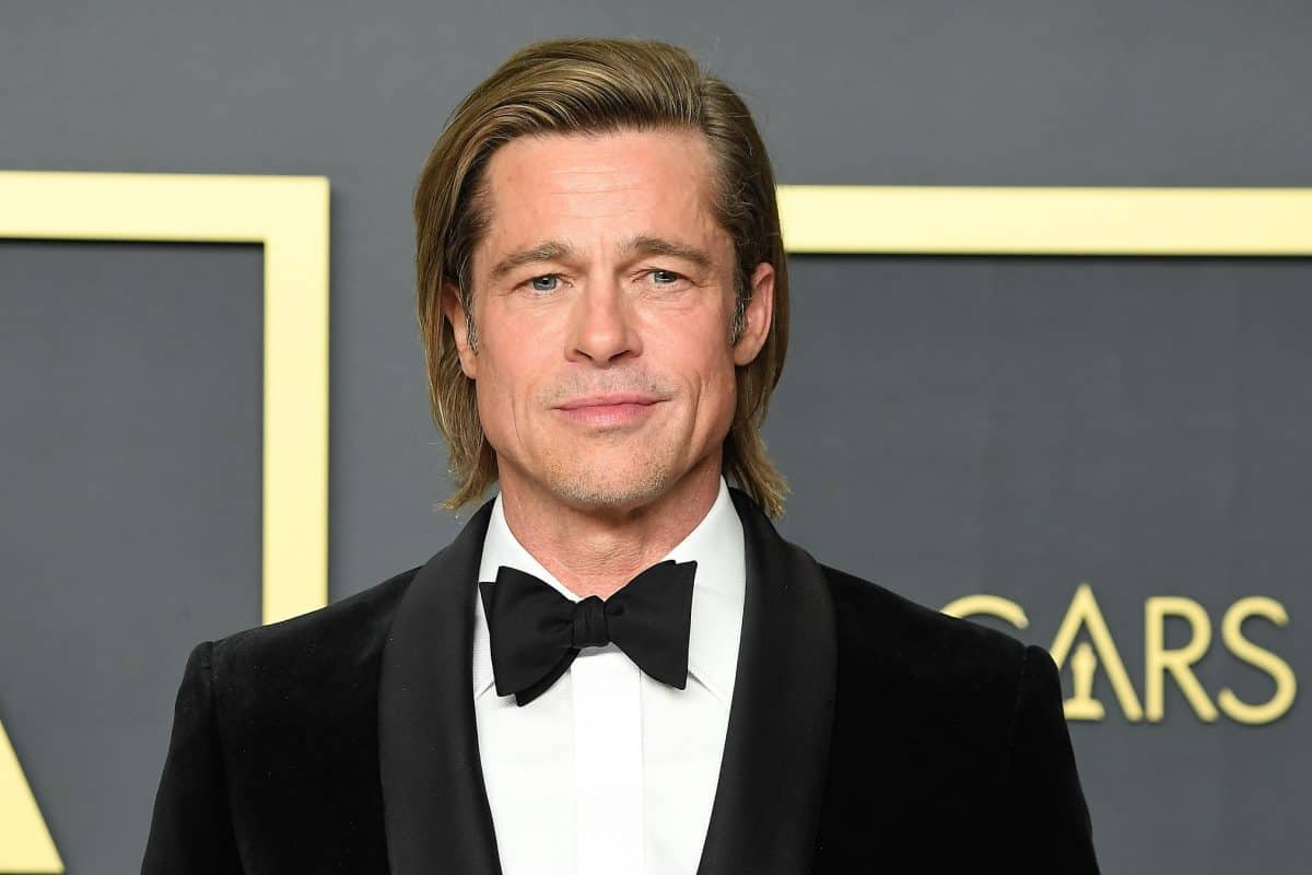 Brad Pitt zaprojektował własną kolekcję ubrań. Zobacz efekty jego współpracy z marką Brioni