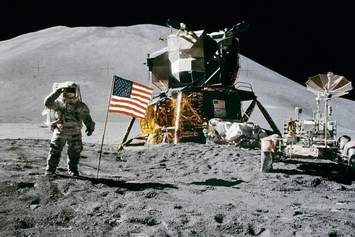 Nowy element zegarka z księżycowego spaceru