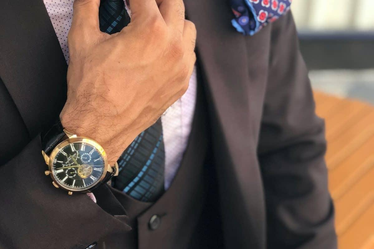 Luksusowe zegarki – 3 modele warte uwagi